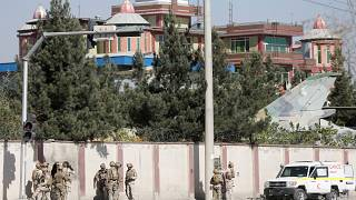 Afghan TV channel attacked by ISIL gunmen
