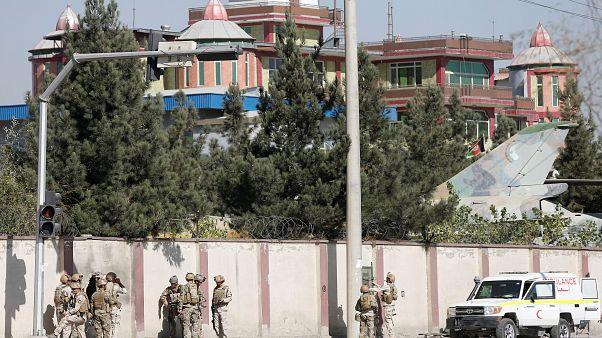Une chaîne de télévision prise d'assaut en Afghanistan