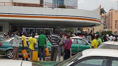 Congo : une pénurie d'essence qui n'en finit plus
