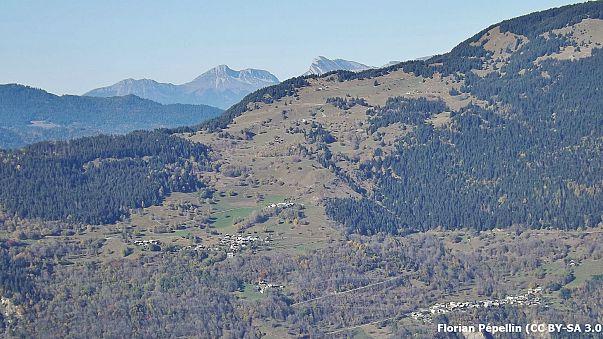 Petits séismes à répétition dans les Alpes françaises