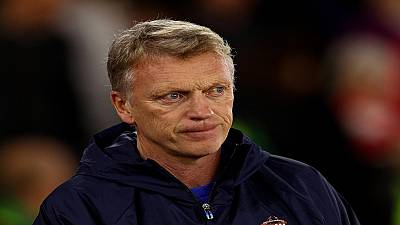 David Moyes, nouvel entraîneur de West Ham