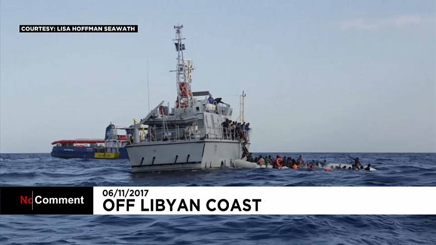 Sea Watch acusa a la Guardia Costera Libia de provocar la muerte de cinco migrantes