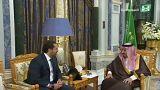 "L'Arabie saoudite ""en état de guerre"" avec le Liban"