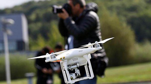 Παραδόσεις με drone σε νησιά από την Alibaba