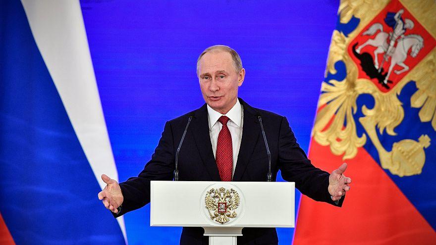 گارد ملی روسیه از رهبران مناطق محافظت میکند