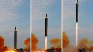 أطفال مشوهون في كوريا الشمالية بسبب التجارب النووية
