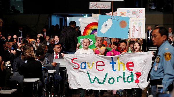 Suriye de Paris İklim Değişikliği Anlaşması'na taraf oluyor