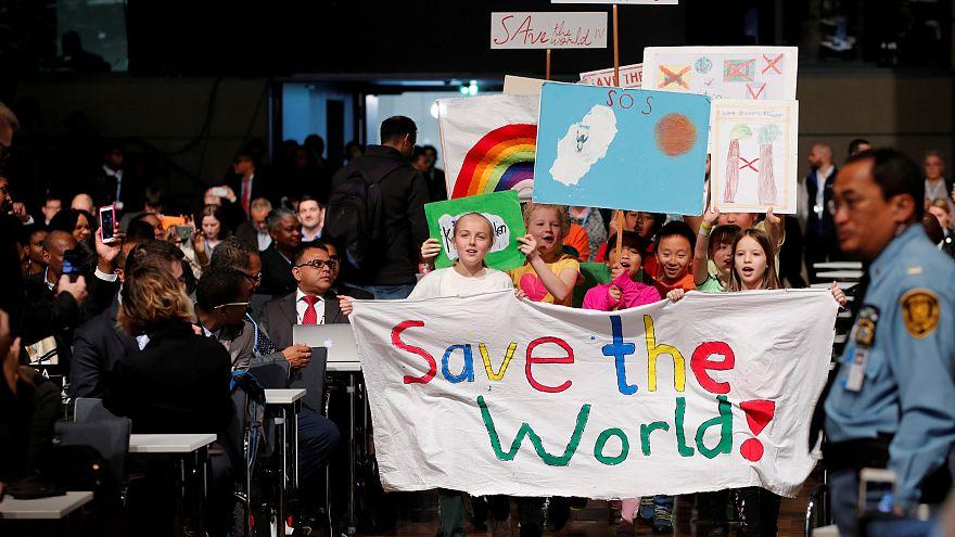 COP23: Syrien will Pariser Klimapakt beitreten - USA isoliert