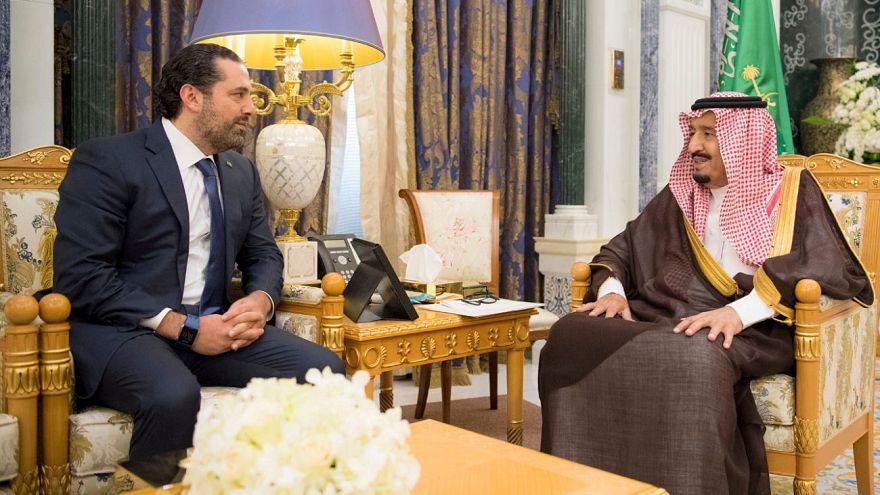 لبنان جبهة جديدة للصراع بين السعودية وإيران