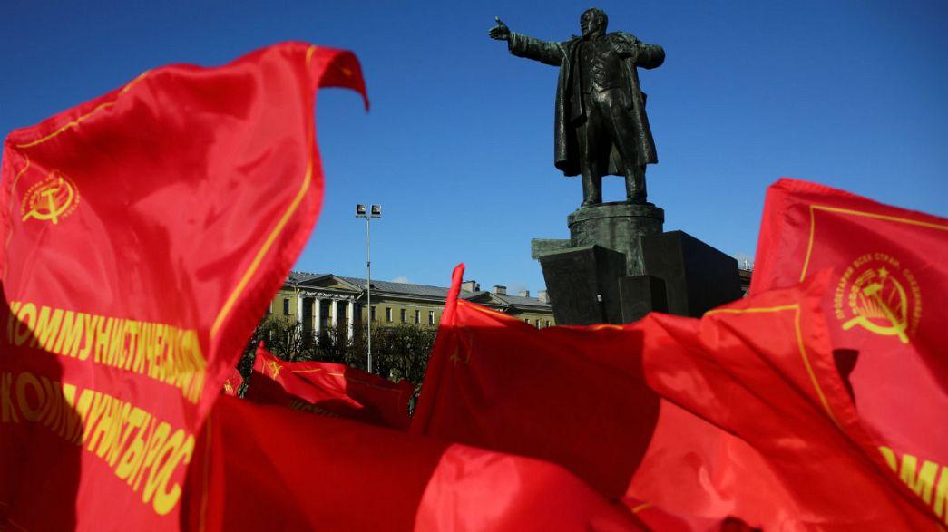 Live vom Zarensturz: Russische Revolution von 1917 online
