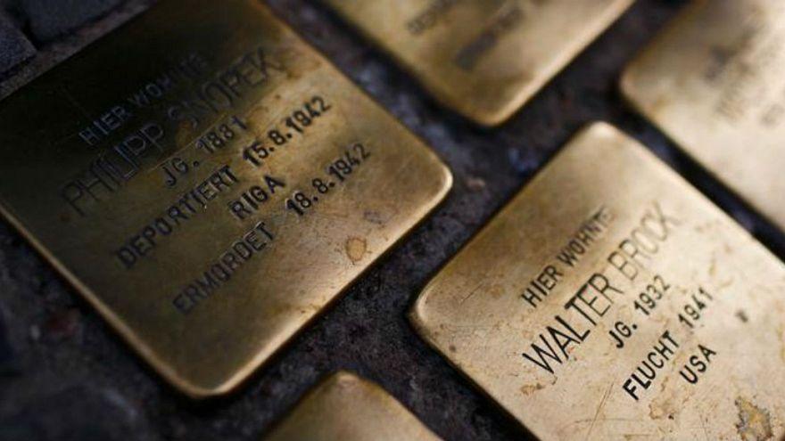 تحقيق حول سرقة أحجار تذكارية لضحايا النازية في ألمانيا