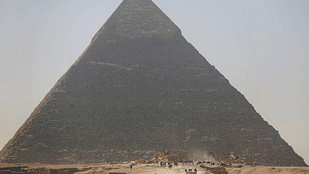 Scanpyramids: Visitar as pirâmides sem ir ao Egito