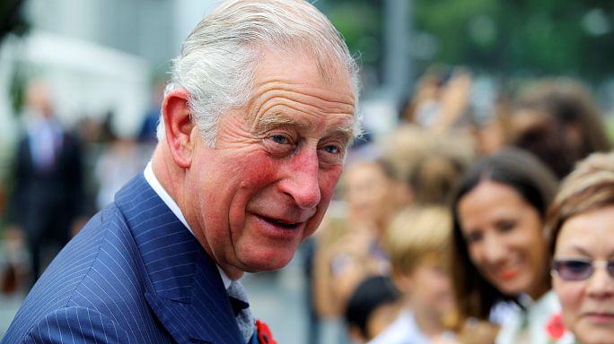 Os investimentos florestais offshore do príncipe Carlos