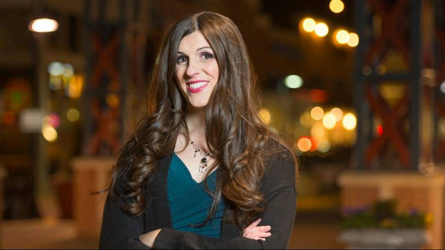 Danica Roem makes transgender history with election success in US