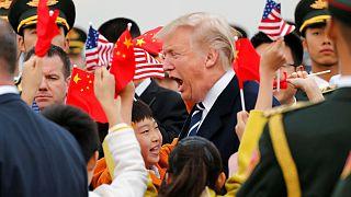 از «دغدغه» توییتری ترامپ در چین تا صرف شام در شهر ممنوعه