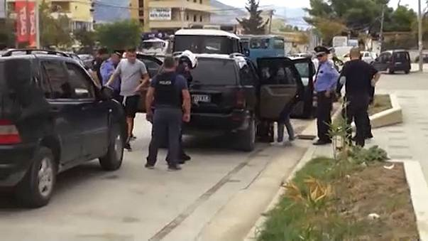 Az FBI segít az albán rendőrségnek