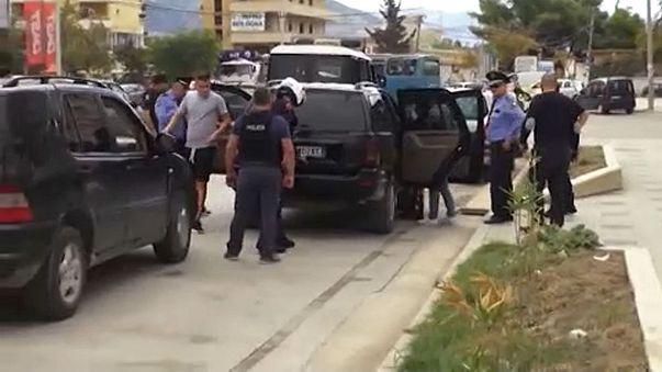 Albanien: Task-Force gegen Verbrechen