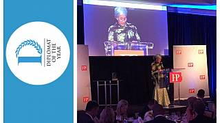 Deputy U.N. chief Amina Mohammed named FP's '2017 Diplomat of the Year'