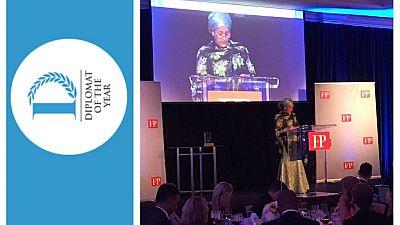 Deputy U.N. chief Amina Mohammed named FP's '2017 Diplomat of the Year'