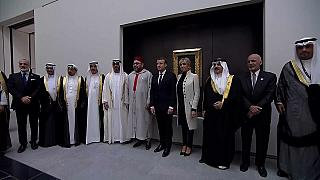 """افتتاح متحف """"لوفر الصحراء"""" في أبوظبي"""
