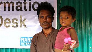 Los niños rohinyás víctima de los traficantes de menores