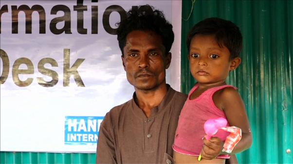 UN warns Rohingya children at risk from child traffickers