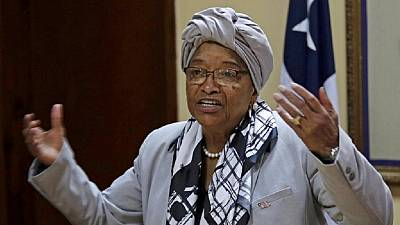 Sirleaf says Liberia's 'democracy and reputation under assault'