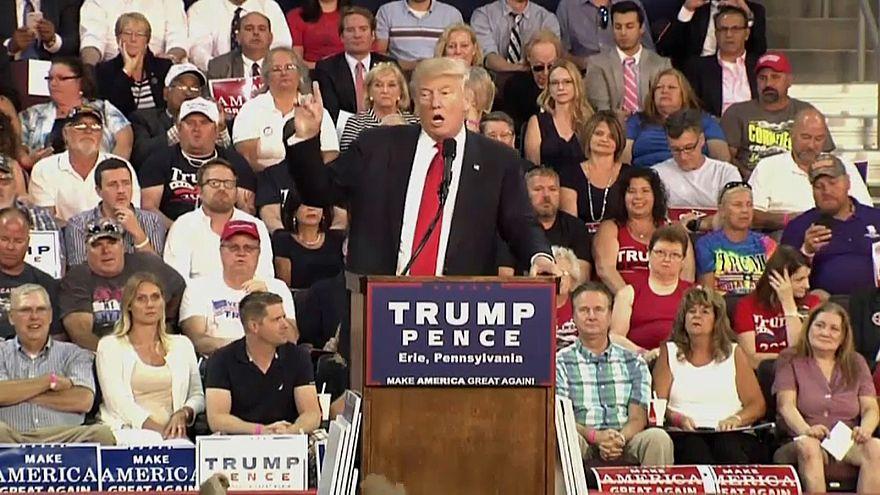 """Ein Jahr nach der Wahl: """"Unser Land lässt Trump wie einen Dummkopf aussehen"""""""