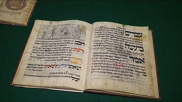 Mittelalterliche hebräische Manuskripte online