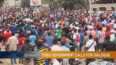 Togo : Le gouvernement prêt à dialoguer [The Morning Call]
