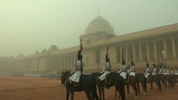 """A New Delhi aria irrespirabile: """"come fumare 50 sigarette al giorno"""""""