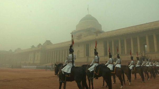 Опасный воздух Нью-Дели