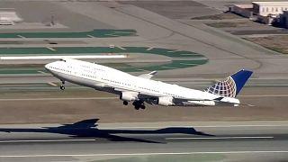 United Airlines: la fine dell'era ''Jumbo jet''