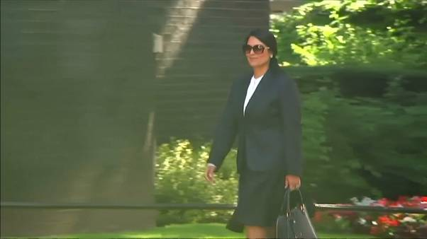 UK aid minister Priti Patel resigns over Israel trip row