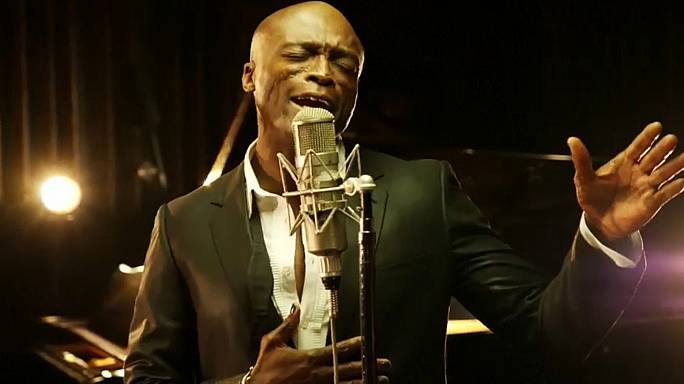 Grammy winner Seal pays tribute to Sinatra, Fitzgerald and Cole in new album