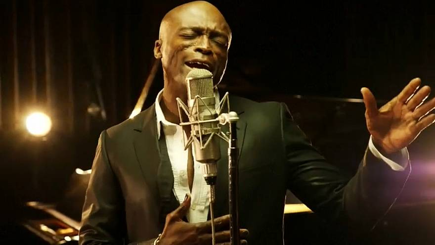 Seal recorda as grandes vozes do jazz e do swing