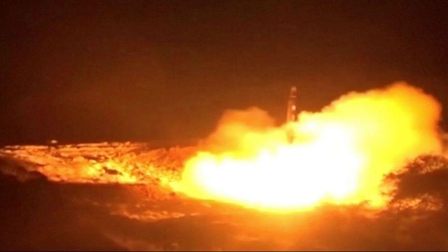 أمريكا تدعو لتحرك دولي ضد إيران بشأن صاروخ أطلق من اليمن على السعودية