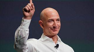Amazon'un kurucusu Bezos: Dünya'yı kurtarmak için uzaya gitmek zorundayız