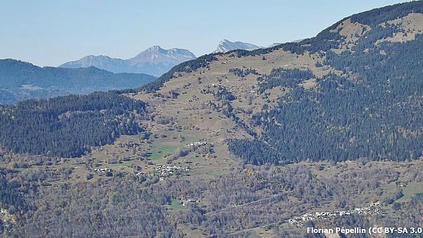 Mystery as hundreds of tiny earthquakes are measured in Alpine valley
