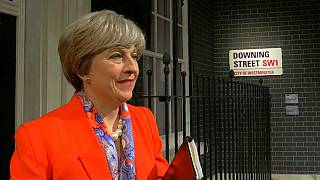 Madame Tussauds unveils British Prime Minister Theresa May as their latest waxwork figure