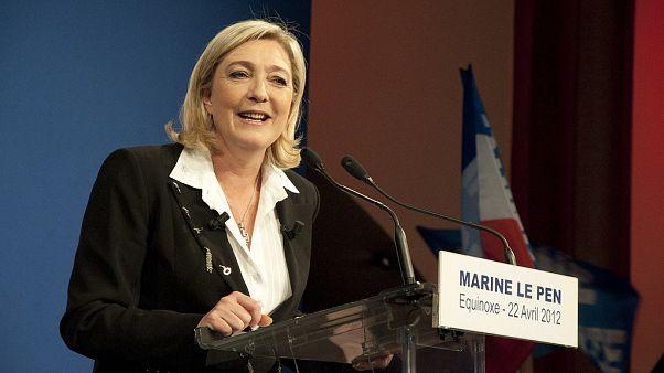 الجمعية الوطنية ترفع الحصانة البرلمانية عن مارين لوبان