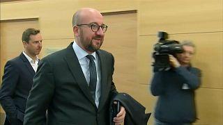 """""""A crise política é em Espanha, não na Bélgica"""", diz Charles Michel"""