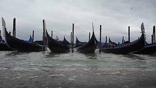 Venedik sele teslim