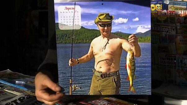 I calendari (sexy?) di Vladimir Putin