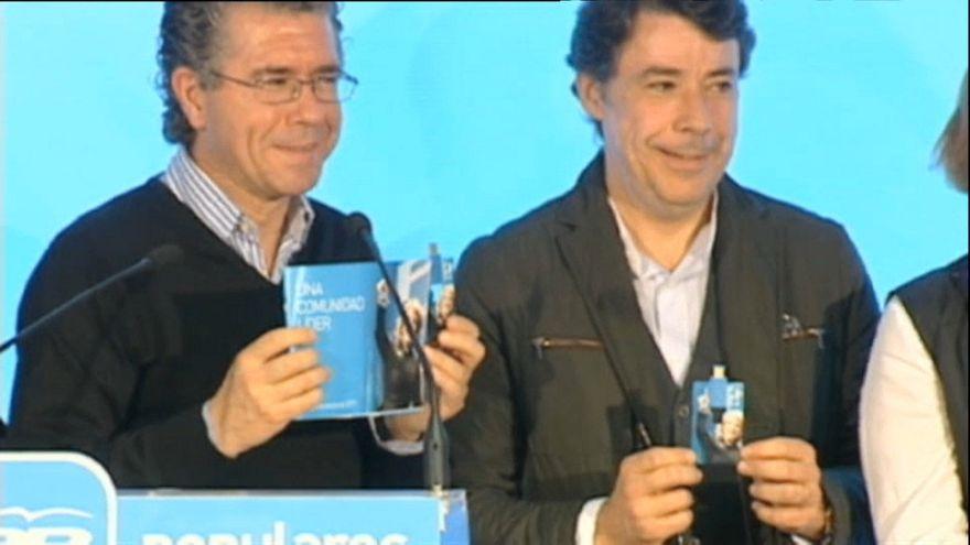 El expresidente de la comunidad de Madrid Ignacio González sale de la cárcel