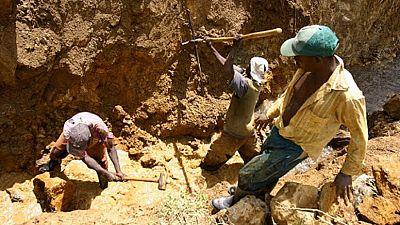 RDC : deux morts dans l'éboulement d'une mine artisanale dans l'Est