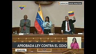 """Venezuela amordaza a la oposición y los medios con una """"Ley contra el Odio"""""""
