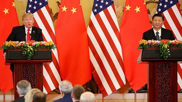 نظر ترامپ و رئیس جمهور چین در باره بحران کره شمالی