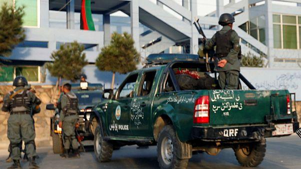 حمله انتحاری در مزار شریف افغانستان