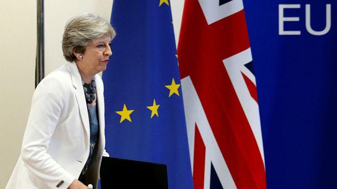 Brexit müzakerelerinin 6. turu Brüksel'de başlıyor